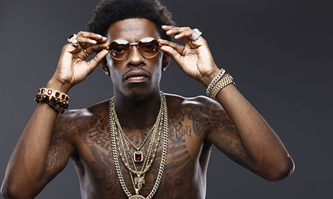Rich Homie Quan - PHOTO VIA LIGHTS OUT BOOKING/SOUNDBAR