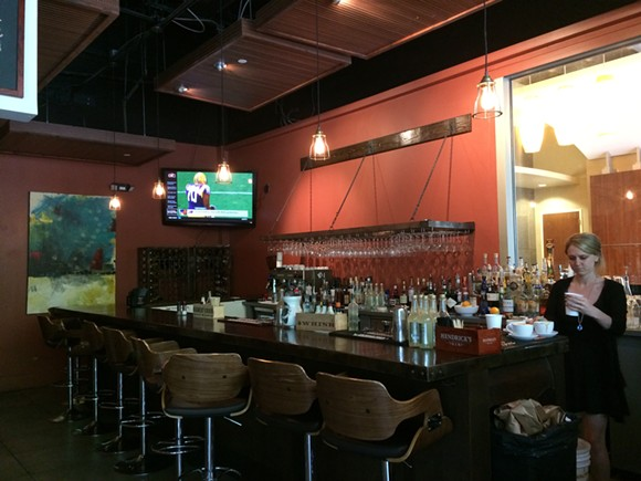 Artisan's Table has outgrown the bar space in their current Pine Street location, so they're moving. - JESSICA BRYCE YOUNG