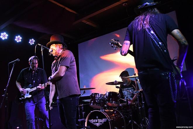 ShewBird at Will's Pub - JEN CRAY