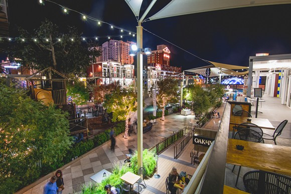 PHOTO VIA DOWNTOWN CONTAINER PARK VEGAS