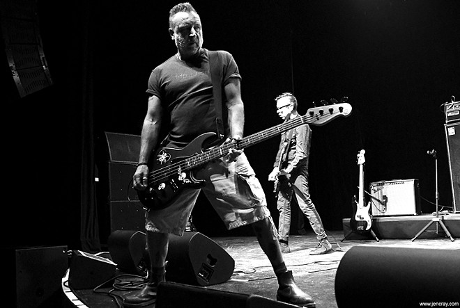 Peter Hook & the Light at the Plaza Live - JEN CRAY