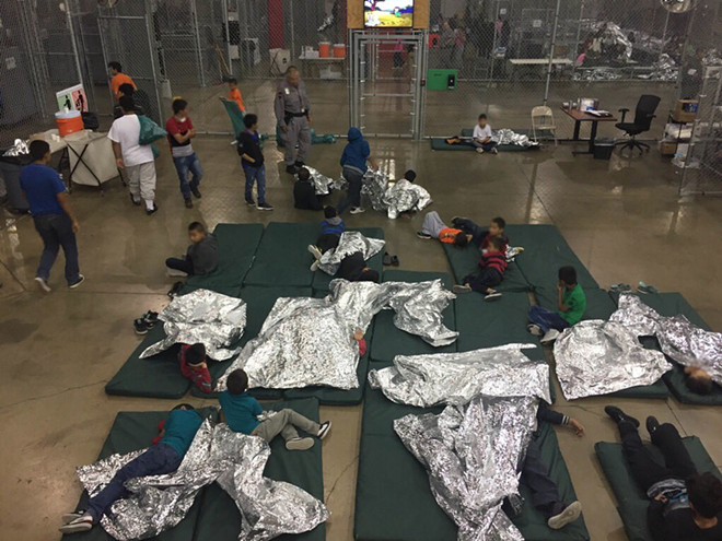 PHOTO BY U.S. CUSTOMS AND BORDER PROTECTION'S RIO GRANDE VALLEY SECTOR VIA CBS NEWS