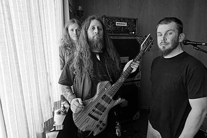 Yob - JAMES REXROAD