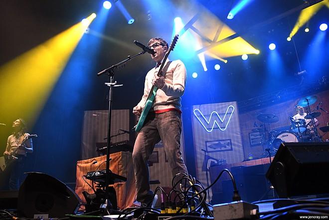 Weezer at MidFlorida Credit Union Amphitheatre - JEN CRAY