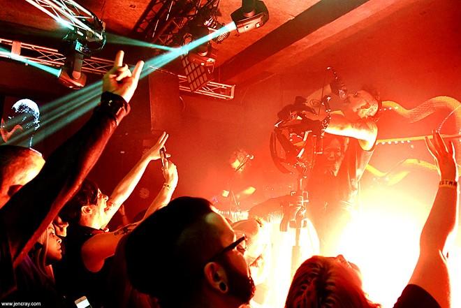 3Teeth at Blackstar - JEN CRAY