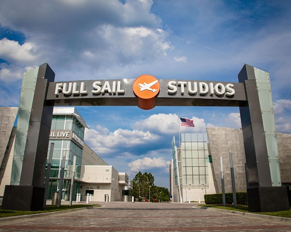 PHOTO VIA FULL SAIL/FACEBOOK