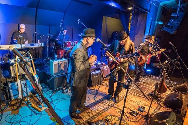The Blues Juniors - PHOTO VIA THE BLUES JUNIORS/FACEBOOK