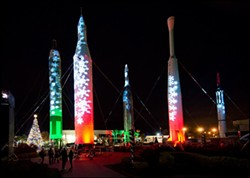 IMAGE VIA KENNEDY SPACE CENTER VISITORS COMPLEX