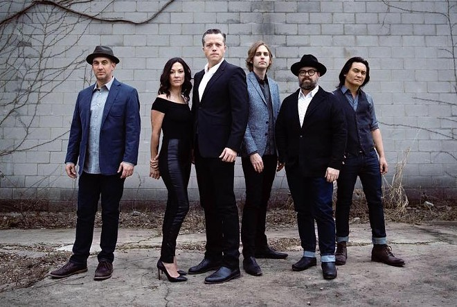 Jason Isbell and the 400 Unit - PHOTO VIA JASON ISBELL/FACEBOOK