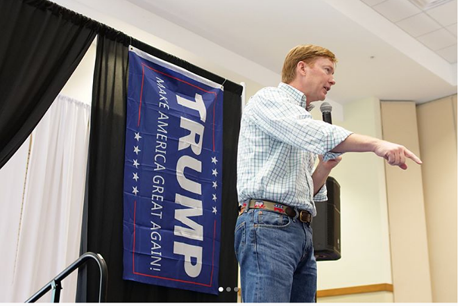 SCREENGRAB VIA INSTAGRAM.COM/ADAM.PUTNAM