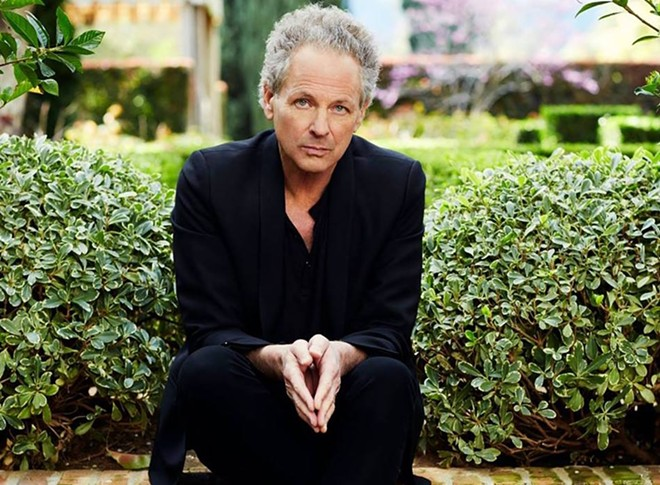 PHOTO VIA LINDSEY BUCKINGHAM/FACEBOOK