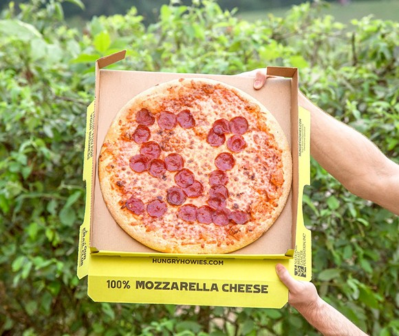 PHOTO VIA HUNGRY HOWIES