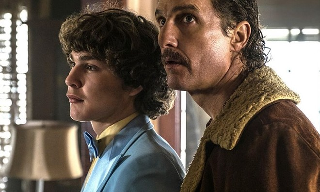 RICHIE MERRITT AND MATTHEW MCCONAUGHEY IN WHITE BOY RICK