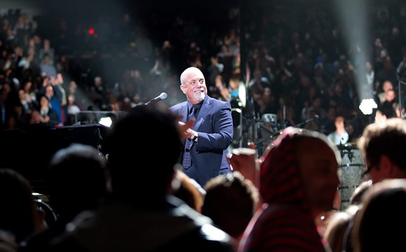 PHOTO VIA BILLY JOEL/FACEBOOK