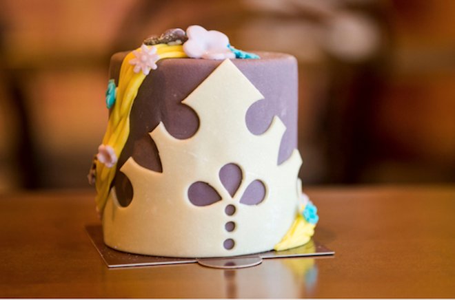 Princess Cakes at Amorette's Patisserie in Disney Springs - PHOTO VIA WALT DISNEY WORLD