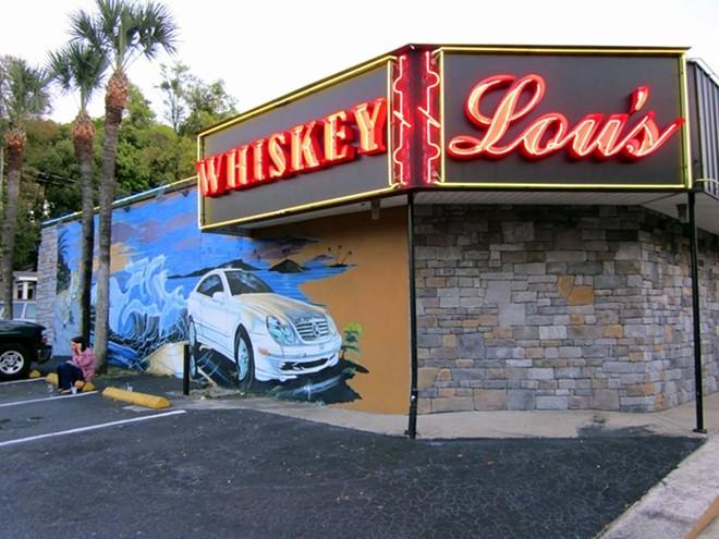 Whiskey Lou's Lounge - VIA FACEBOOK