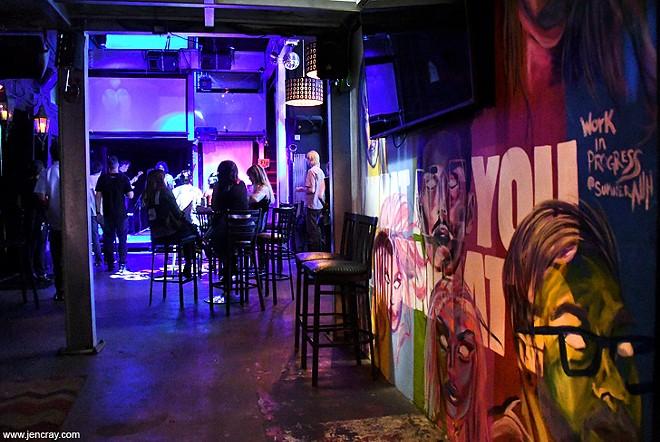 Main room at Stonewall - JEN CRAY