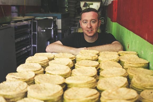 Chef Ryan Manning - MX TACO