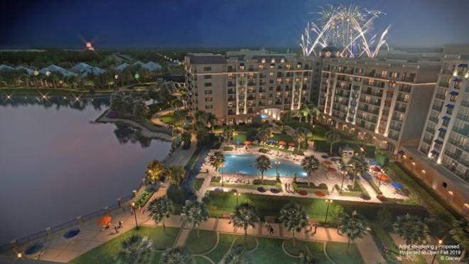Disney's Riviera Resort - IMAGE VIA DISNEY PARKS BLOG