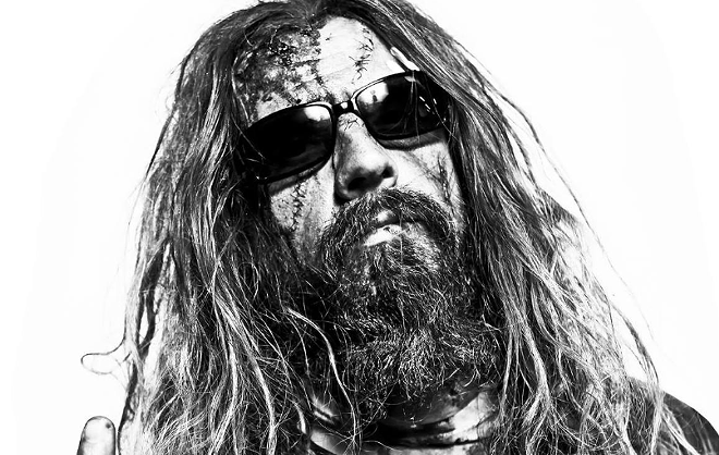 PHOTO VIA ROB ZOMBIE/FACEBOOK