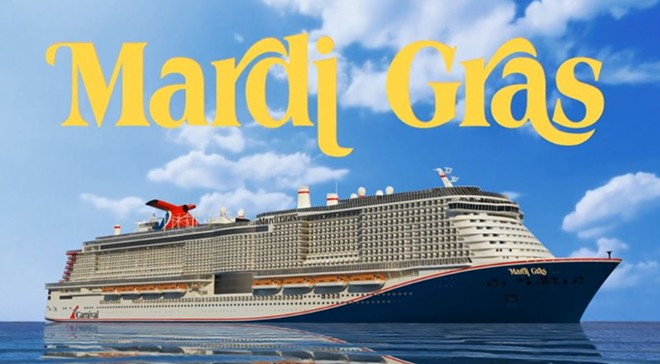 Carnival Cruise Line >> Carnival Just Announced Details On Its Groundbreaking New