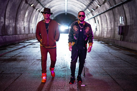 PHOTO VIA WISIN AND YANDEL/FACEBOOK