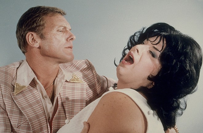 TAB HUNTER AND DIVINE IN POLYESTER/NEW LINE CINEMA