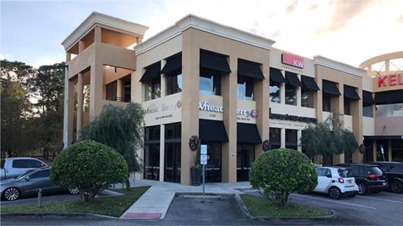 Site of Sanctum Coffee & Juice Bar on Douglas Ave. - JAMIE SAVAGE