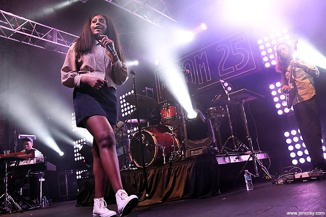 Noname at the Beacham - JEN CRAY