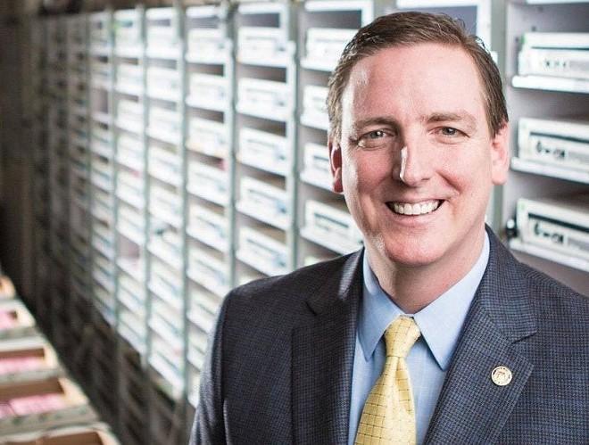 Michael Ertel - PHOTO VIA SEMINOLE COUNTY SUPERVISOR OF ELECTIONS OFFICE