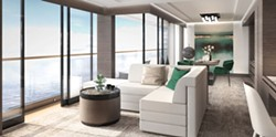 The View Suites on the Azora - IMAGE VIA RITZ-CARLTON YACHT COLLECTION