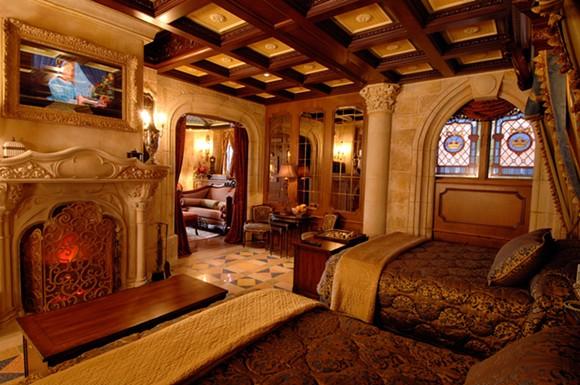Cinderella Castle Dream Suite - PHOTO VIA DISNEY