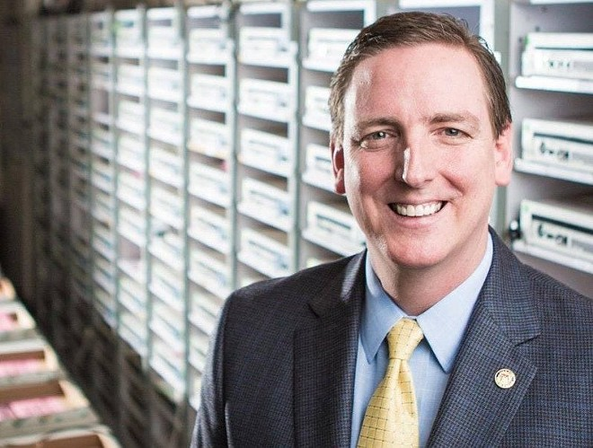 Michael Ertel - PHOTO VIA SEMINOLE COUNTY SUPERVISOR OF ELECTIONS OFFICE