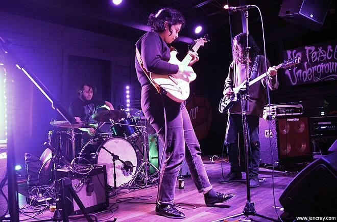 Sugarplum at Soundbar - JEN CRAY