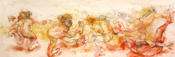 """SAVAGES (PARADA)"" BY ANNA CRUZ"