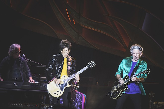 The Rolling Stones at the Citrus BowlSee more: Wildest photos from the Rolling Stones at the Orlando Citrus Bowl - CHRISTOPHER GARCIA