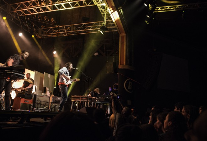 The War on Drugs at the Beacham - CHRISTOPHER GARCIA