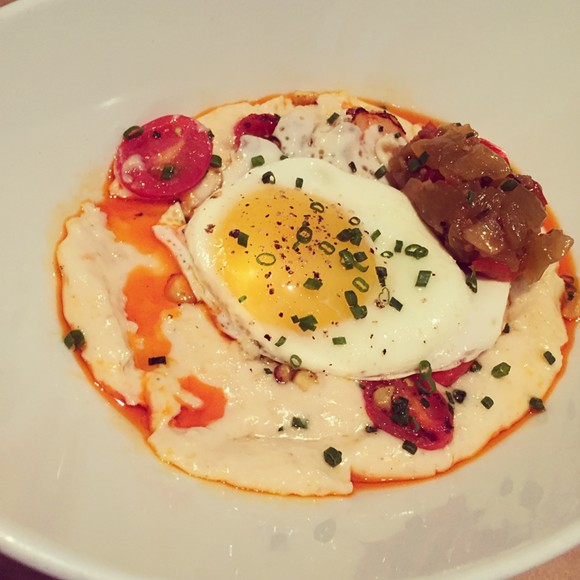 That yolk is just begging to be broken. - PHOTO COURTESY OF THE RAVENOUS PIG