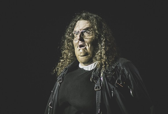 "Mandatory fun: Photos from ""Weird Al"" Yankovic at Hard Rock Live - PHOTO BY CHRISTOPHER GARCIA"
