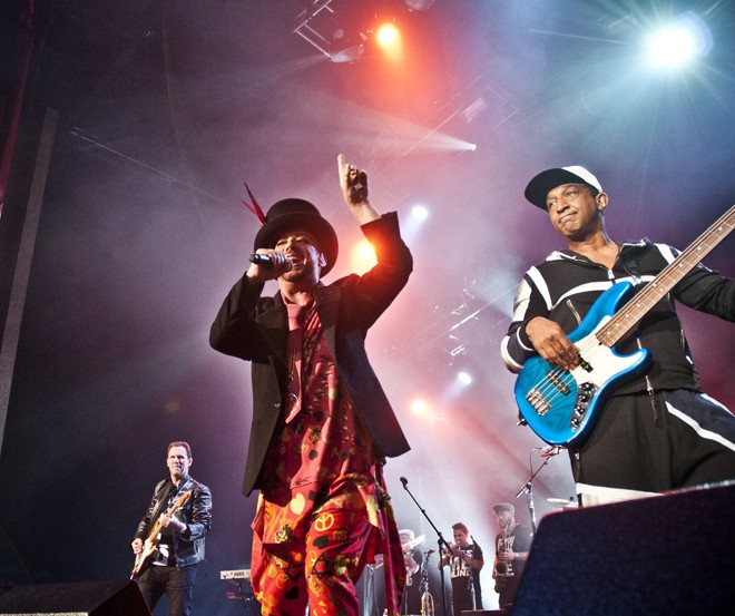Culture Club at Hard Rock Live - DARIN BACK