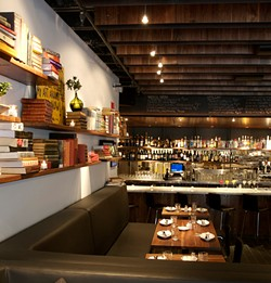 Barcelona Restaurant & Wine Bar in New Haven, Connecticut - PHOTO VIA BARCELONA RESTAURANT & WINE BAR