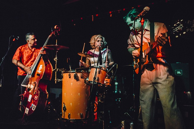 The Wildtones - PHOTO BY JAMES DECHERT FOR ORLANDO WEEKLY