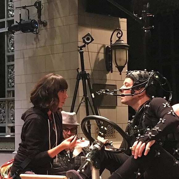 Industrial Light And Magic Harry Potter: Behind-the-scenes Photos Released Of Jimmy Fallon's New
