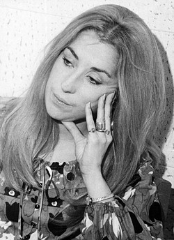Letty Cottin Pogrebin in 1970