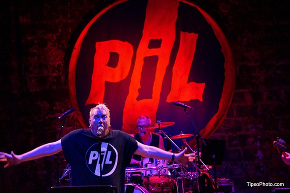 Public Image Ltd. at the Plaza Live - MICHAEL LOTHROP