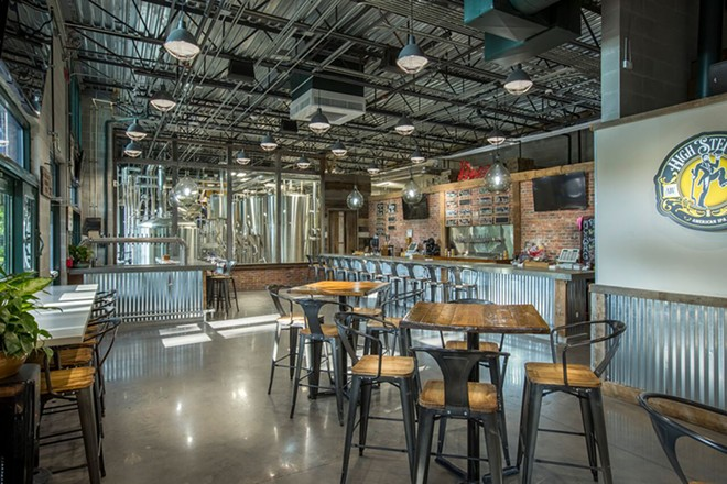 Crooked Can Brewing