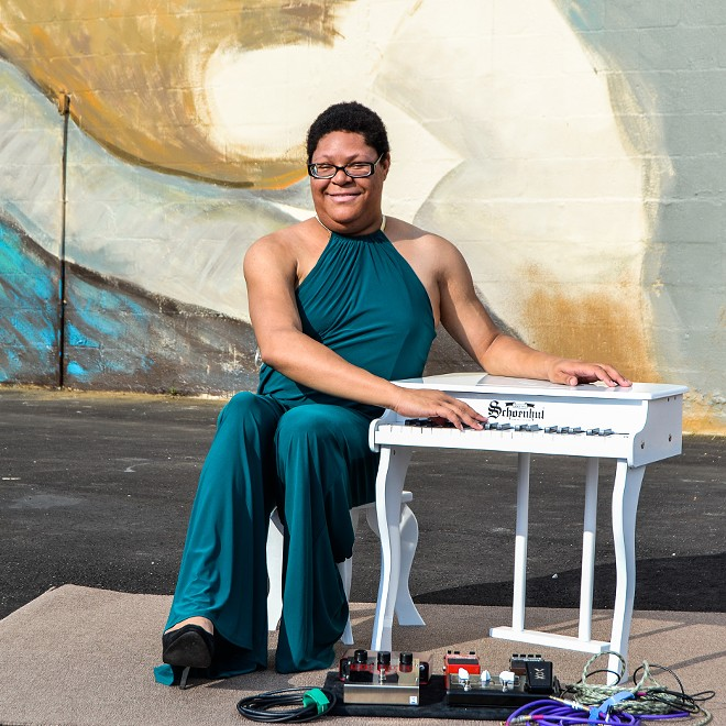 In-Between Series: Elizabeth Baker's Toy Piano Project