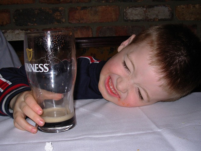Drink responsibly. - PHOTO VIA FLICKR