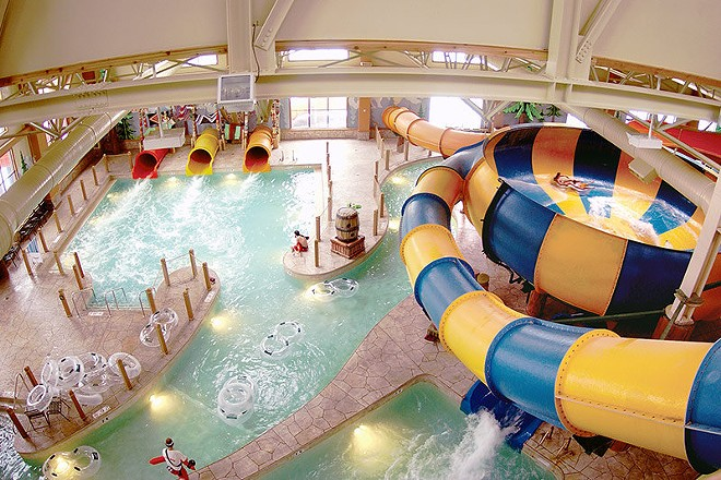 PHOTO VIA GREAT WOLF LODGE
