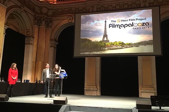 Filmapalooza Paris 2018 - CAMERON MEIER